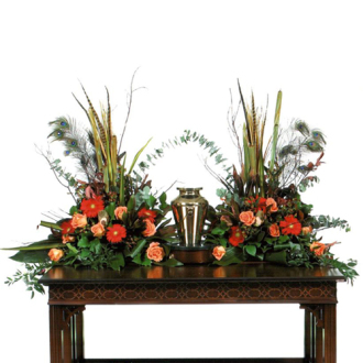 CARISMA FLORISTS® Autumn Table Arrangement