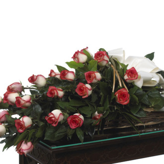 CARISMA FLORISTS® Gathering Basket