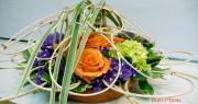 fleurs en fête