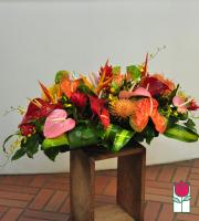 beretania florist kennedy centerpiece