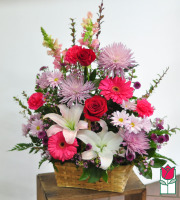 beretania florist beauty of nature basket