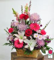 beretania florist beauty of nature basket