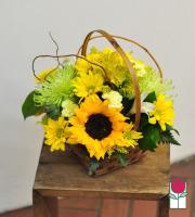 beretania florist emily basket