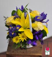 beretania florist madelyn basket