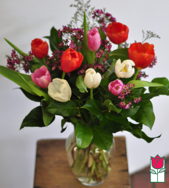 [SOLD OUT] Beretania\'s Tulip Bouquet