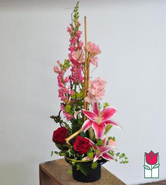 beretania florist leah contemporary spring