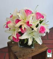 beretania florist madison bouquet honolulu hawaii compact flower arrangements