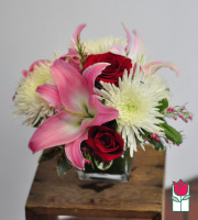 beretania florist abigail bouquet