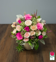 Beretania's Lillian Bouquet