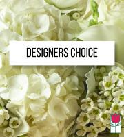 beretania florist designers choice white