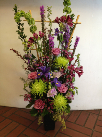 Glorious Contemporary Spring Bouquet