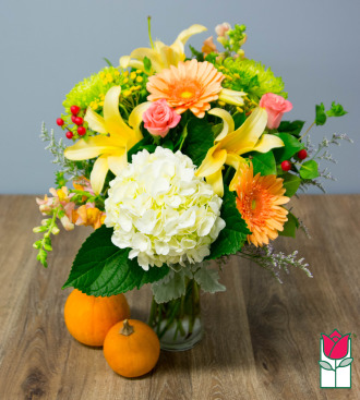 Beretania\'s Pastime Fall Bouquet