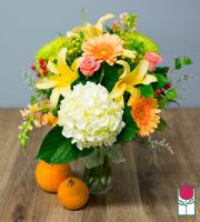 Beretania's Pastime Fall Bouquet