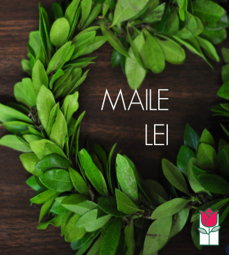 Premium Maile Lei - [very full]