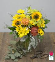 BEST SELLER: Beretania's Sunny Bouquet