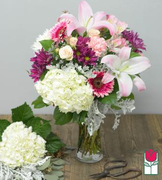 Beretania\'s Garden Bouquet