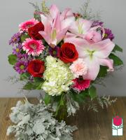 Beretania's Lavish Bouquet