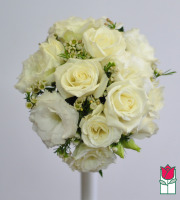 French Bouquet - Full White Luxe