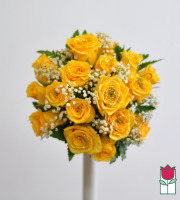 French Bouquet - Yellow Full