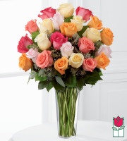 beretania florist perfect pastel rose bouquet honolulu florist hawaii florist honolulu flower shop