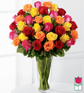 The BF 3 Dozen Sweethearts Rose Bouquet