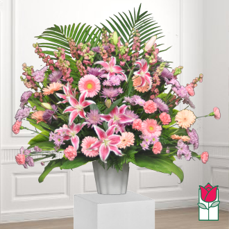 The BF Pukalani Sympathy Arrangement