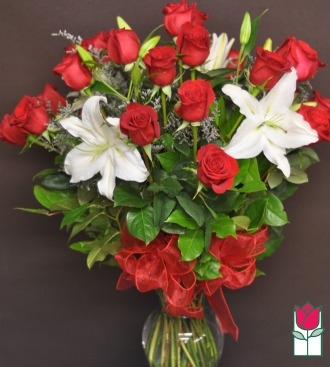 The BF Grand Rose Bouquet - Luxury Collection