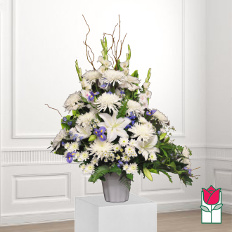 The BF Blue Moon Sympathy Arrangement
