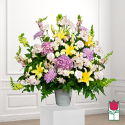 mana sympathy arrangement honolulu hawaii funeral flower delivery