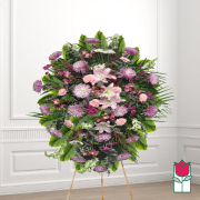 Lakena funeral wreath delivery in honolulu hawaii funeral florist flowers