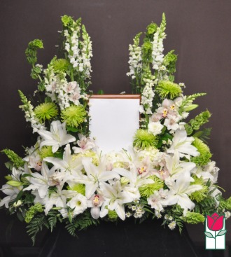 beretania florist honokaa picture urn piece honolulu funeral flower delivery hawaii