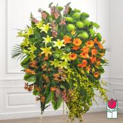 Beretania's Ilima Wreath