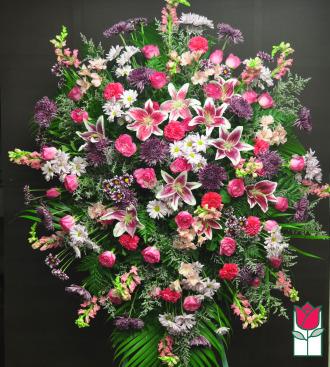 Beretania\'s Princeville Wreath