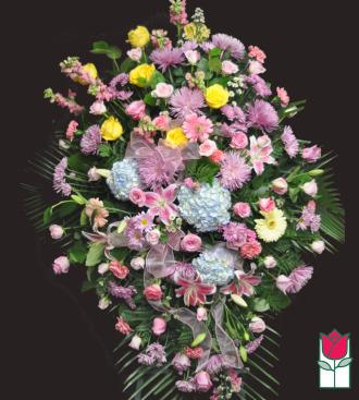 Beretania\'s Hanalei Wreath