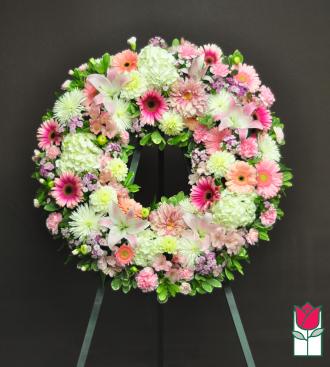 Beretania\'s Koloa Ring Wreath