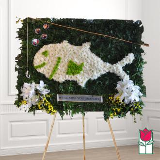 Beretania\'s Ulua Wreath