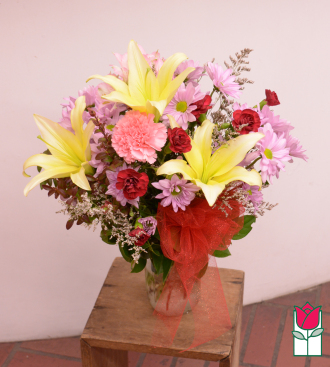 Beretania\'s Valentine\'s Mixed Spring Special Bouquet