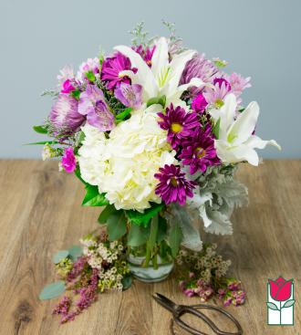Beretania\'s Lavender Dream Bouquet