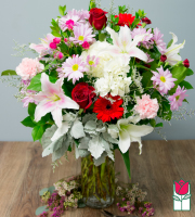 Beretania's Endless Love Bouquet