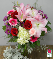 Beretania's Stunning Beauty Bouquet