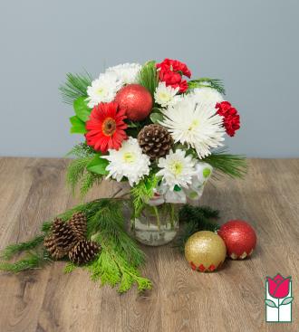 Beretania\'s Merry Christmas Bouquet
