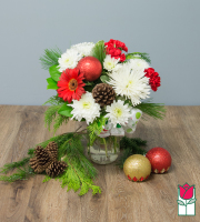 Beretania's Merry Christmas Bouquet