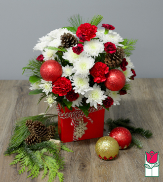 [SOLD OUT] Beretania\'s Holiday Happiness Bouquet