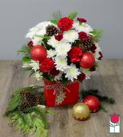 Beretania's Christmas Present Bouquet