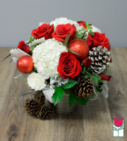 beretania florist christmas flower, plants, and gifts delivery in honolulu hawaii winter wonderland