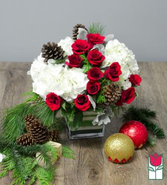 Beretania\'s Christmas Elegance Bouquet