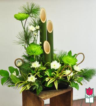 New Year Kadomatsu delivery in honolulu