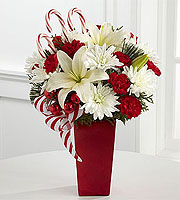 The FTD® Holiday Happiness™ Bouquet