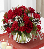 The FTD� Christmas Peace� Bouquet