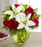 The FTD� Winter Elegance� Bouquet